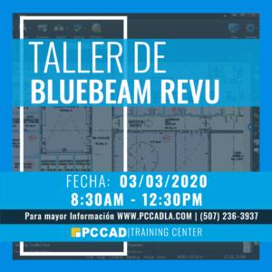 Taller Bluebeam Revu